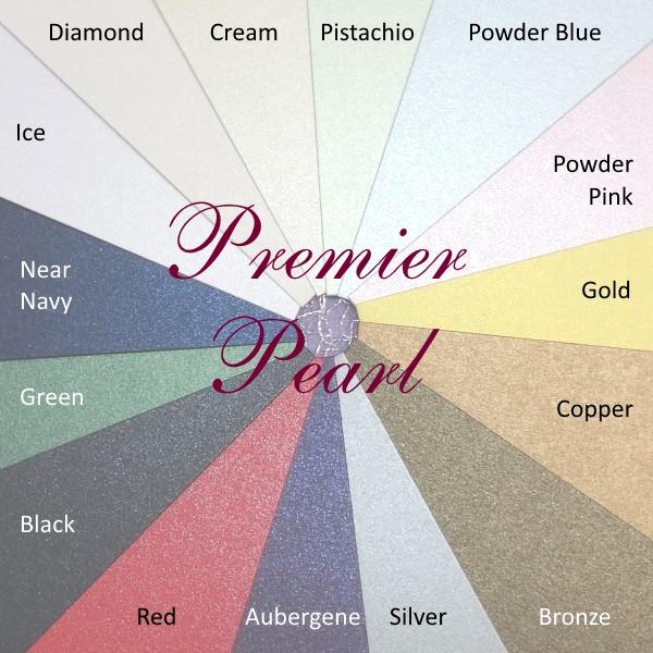 Premier Pearl Card