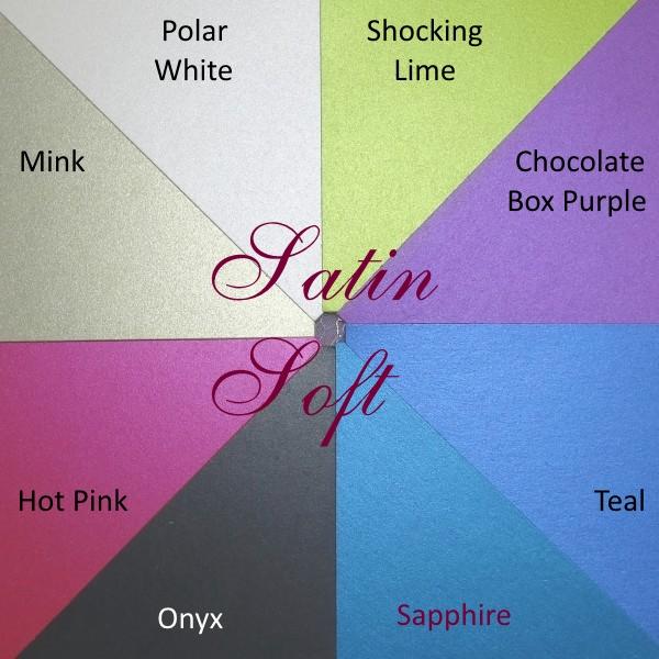 Satin Soft Card